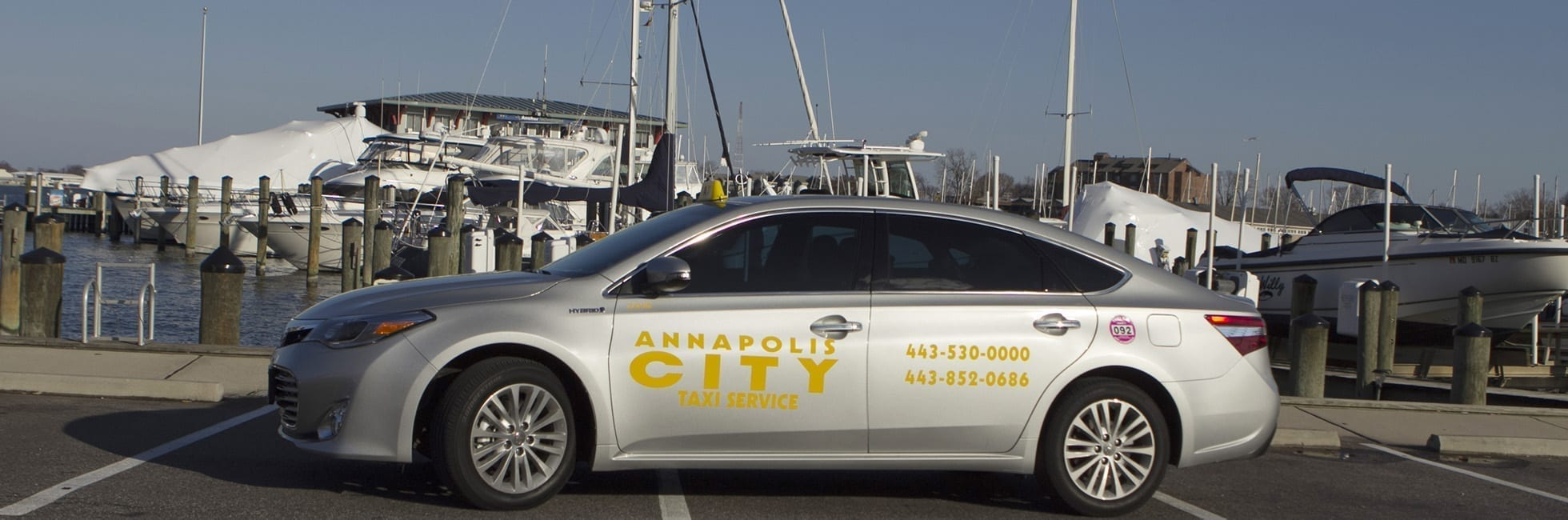 Annapolis City Taxi By the Yard Club