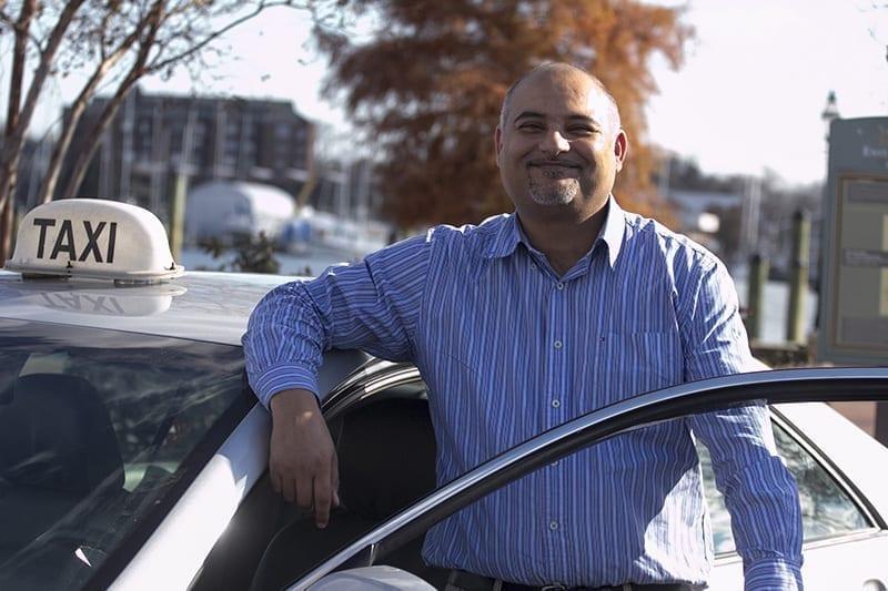 Annapolis City Taxi 20yr Resident