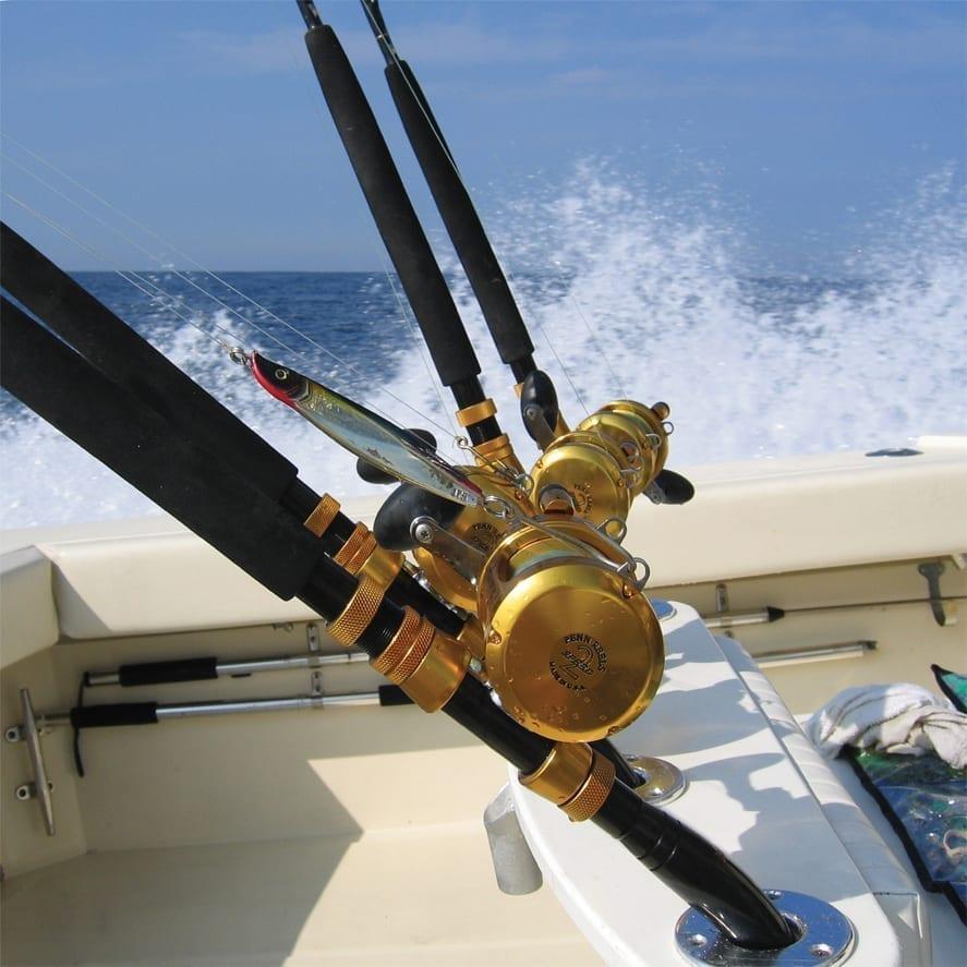 penn-saltwaterrodreellureboat